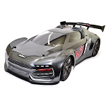 Hyper Vte 1/8 Electric GTP On-Road 80% Race Chassis Kit