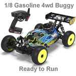 Losi 8ight AVC Ready to Run Gas Buggy