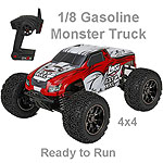 Losi LST XXL-2 Ready-to-Run 1/8 4wd Gas Monster Truck