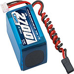 LRP VTEC LiPo 2700 RX-Pack 2/3A Hump – RX-Only - 7.4V