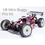 Mugen Seiki MBX7R 1/8 Off-Road Competition Nitro Buggy Kit