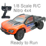 OFNA 1/8 Hyper 8SC 4x4 Nitro Ready to Run