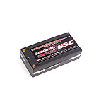 Thunder Power 3800mAh 2S 7.4V Shorty Pro Race 65C LiPo, Bullet