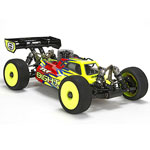 TLR 8ight 4.0 1/8 4wd Nitro Buggy Race Kit