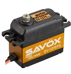 Savox SV-1270TG Digital High Voltage Monster Torque, .11/486