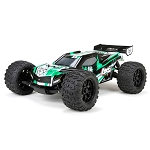 Losi Ten-MT 1:10 4wd RTR Short Course Truck, Black/Green
