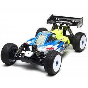 Associated RC8.2E 1/8 Electric Factory Team Buggy Kit