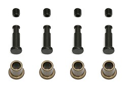 RC8 Bushing & Pin for Vertical Steering Block