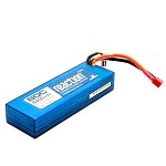Reaction 7.4V 6400mAh 2S 80C LiPo Battery w/Deans