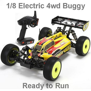 Losi 8ight-E AVC Ready to Run Electric Buggy