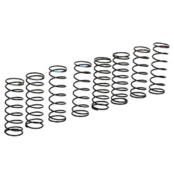 Front Racing Spring Set, Losi Ten-Scte