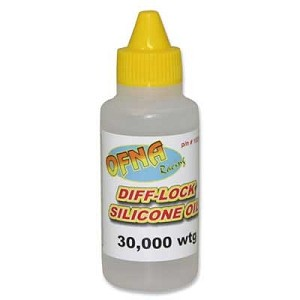 30,000wt Silicone Differential Oil (4oz) RC Cars, Trucks, Buggies