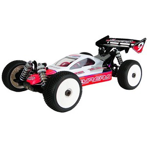 Hyper 9E Bump Edition Version 2.0 Electric 1/8 Buggy Kit
