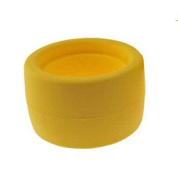 Foam, 38 Series, Yellow, Pair