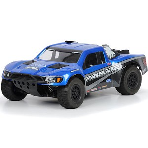 Proline Flo Tek F150 Raptor SC Body
