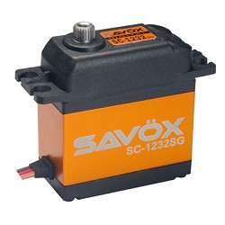 Savox SC-1232SG High Torque Digital Servo .13sec/305oz