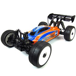 Tekno RC EB-48.2 Electric 1/8th 4WD Off-Road Buggy Updated Kit