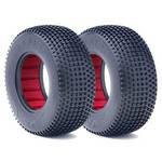AKA 1/10 Short Course Tires, 2.2x3.0 Enduro,  Soft (2)