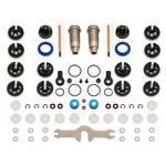 Front 12mm Shock Kit: SC10