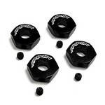 Losi TEN-SCTE Light Weight CNC Wheel Hex w/Set Screw