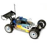 J Concept Associated RC8.2 Scoopless Buggy Body