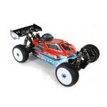 JConcepts Losi 8ight 2.0 Punisher Body, Clear