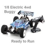 Kyosho Inferno MP9e TKI Ready Set RTR