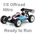 Kyosho Inferno NEO RTR 1/8 Offroad Buggy w/Blue:White Body