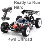 Kyosho Inferno MP9 Ready Set 1/8 Offroad Buggy