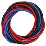 Novak Silicone Wire, 14 Gauge 3' Each  Black, Red and Blue