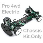 OFNA H4e 1/10 Pro Elect 4wd Touring Car Kit