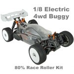OFNA 1/8 Hyper SS Electric Off-Road 80% Buggy Kit
