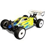 Ofna X3 Sabre 2-N-1 Nitro/Electric 1/8 Off-Road Race Buggy Kit