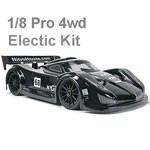 OFNA 1/8 X3 GT Electric On-Road Race Roller Kit