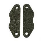 Brake Pads, Special w/Plates(2)