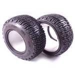 Proline 1/10 Short Course Tires, 2.2x3.0 Bow-Tie, M2 (2)