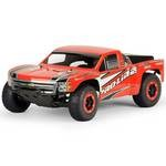 Proline 1/10 Short Course Body, 09 Chevy Silverado, Clear