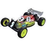 Proline Bulldog Body, RC10B4.1 +8mm (clear)