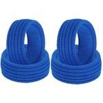Proline 1/8 Buggy V2 Closed Cell Inserts, Blue (4)