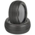 Proline 1/8 Buggy Tires, Inside Job (no foam), MC (2)