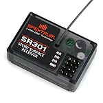 Spektrum DSM SR301 2.4Ghz Receiver
