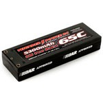 Thunder Power 5300mAh 2S 7.4V 65C Lipo Battery w/Bullet Plug