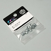 Mugen B0713, Nylon Nut, 3mm 10pcs