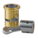 Novarossi Complete Piston, Sleeve & Conrod (PLUS 21-4C) 08502/10