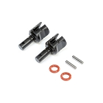 Losi TLR242033 Rear HD Lightened Outdrive Set (2): 8ight X
