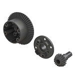 Arrma AR310802 Diff Case 49T Main Gear/17T Input Gear