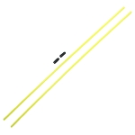Antenna Tube, Yellow
