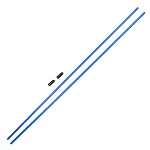 Antenna Tube, Blue