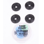 MIP 6-Hole Bypass Valved Piston Kit: Mugen MBX8