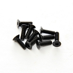 M3x10mm Hex Socket Head Screws (10): HoBao 31310